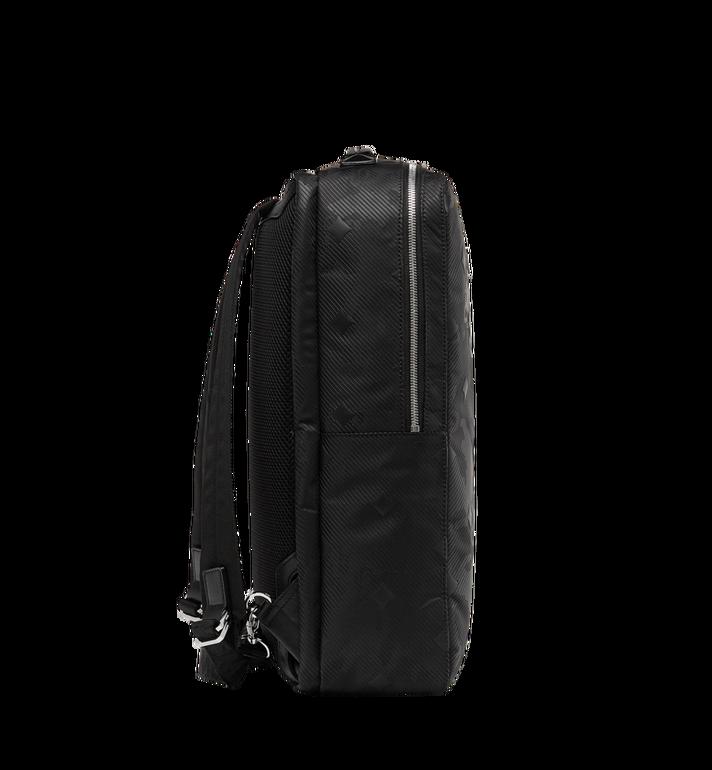 MCM Dieter Briefpack in Textured Camo Nylon MUK8ADT62BK001 AlternateView3