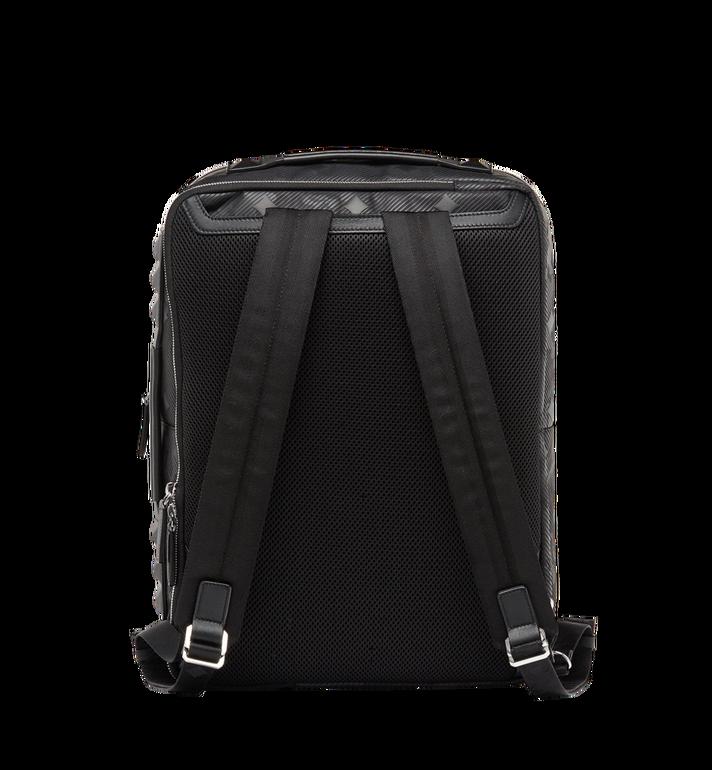 MCM Dieter Briefpack in Textured Camo Nylon MUK8ADT62BK001 AlternateView4