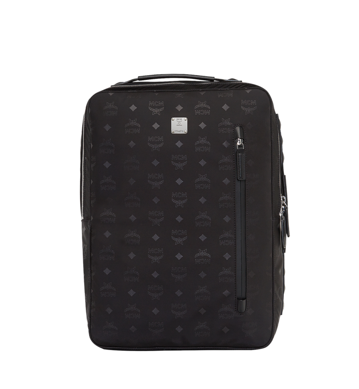 MCM Dieter Briefpack in Monogram Nylon Alternate View