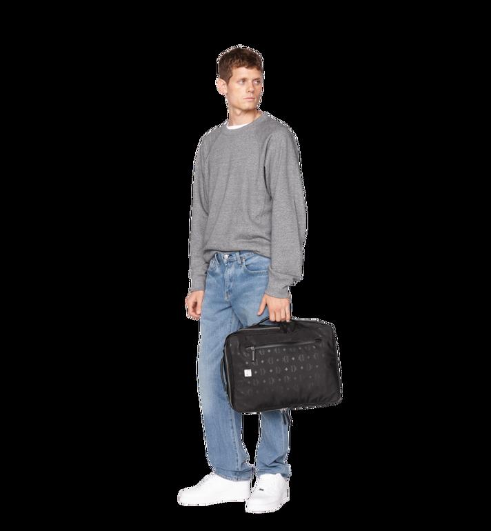 MCM Dieter-Briefpack aus Nylon mit monogramm Alternate View 6