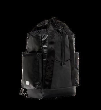 MCM Stadt Backpack in Vintage Lambskin MUK8ASD05BK001 AlternateView2