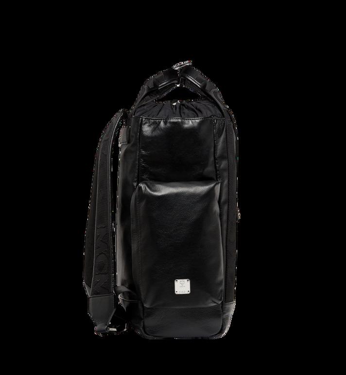 MCM Stadt Backpack in Vintage Lambskin MUK8ASD05BK001 AlternateView3