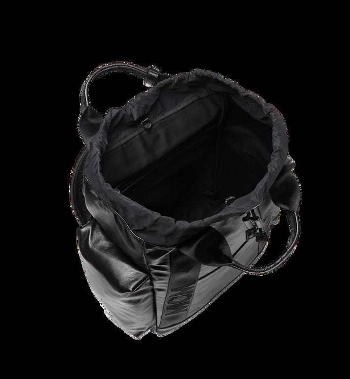 MCM Stadt Backpack in Vintage Lambskin MUK8ASD05BK001 AlternateView5