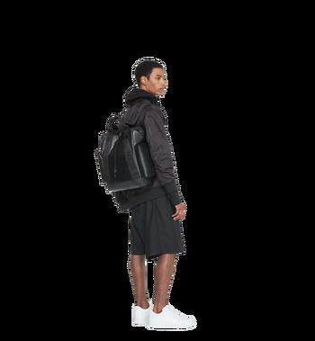 MCM Stadt Backpack in Vintage Lambskin MUK8ASD05BK001 AlternateView6