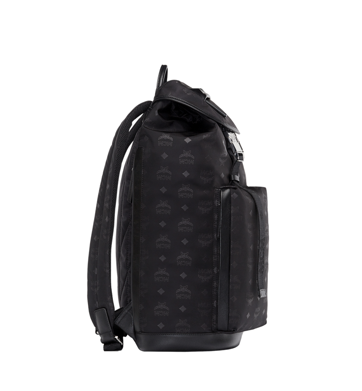 MCM Kreuzberg Backpack in Monogram Nylon AlternateView3