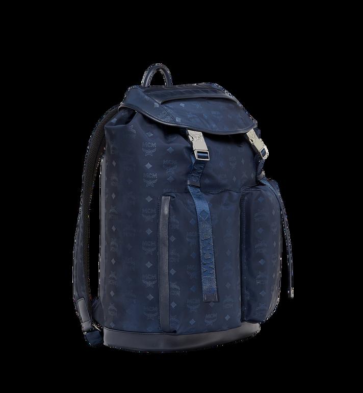 MCM Kreuzberg Backpack in Monogram Nylon AlternateView2