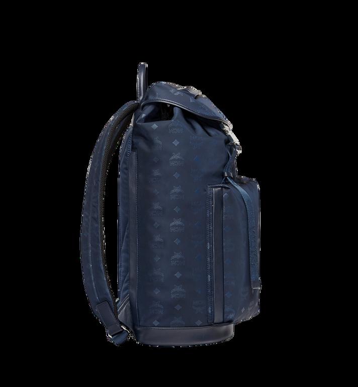 MCM Kreuzberg Backpack in Monogram Nylon AlternateView3