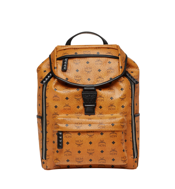 MCM Killian Backpack in Visetos Alternate View