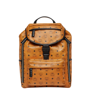 MCM Killian Backpack in Visetos MUK8SKB09CO001 AlternateView