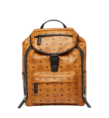 MCM Killian Backpack in Visetos MUK8SKB09CO001 AlternateView2