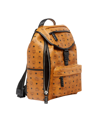 MCM Killian Backpack in Visetos MUK8SKB09CO001 AlternateView4