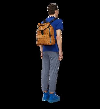 MCM Killian Backpack in Visetos MUK8SKB09CO001 AlternateView6