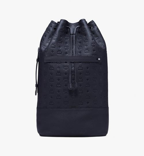 Tivitat Drawstring Backpack in Monogram Leather