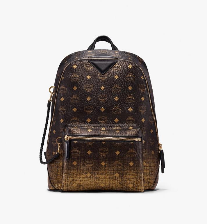 MCM New Duke Backpack in Gradation Visetos Alternate View