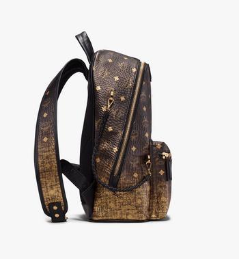MCM New Duke Backpack in Gradation Visetos Alternate View 2