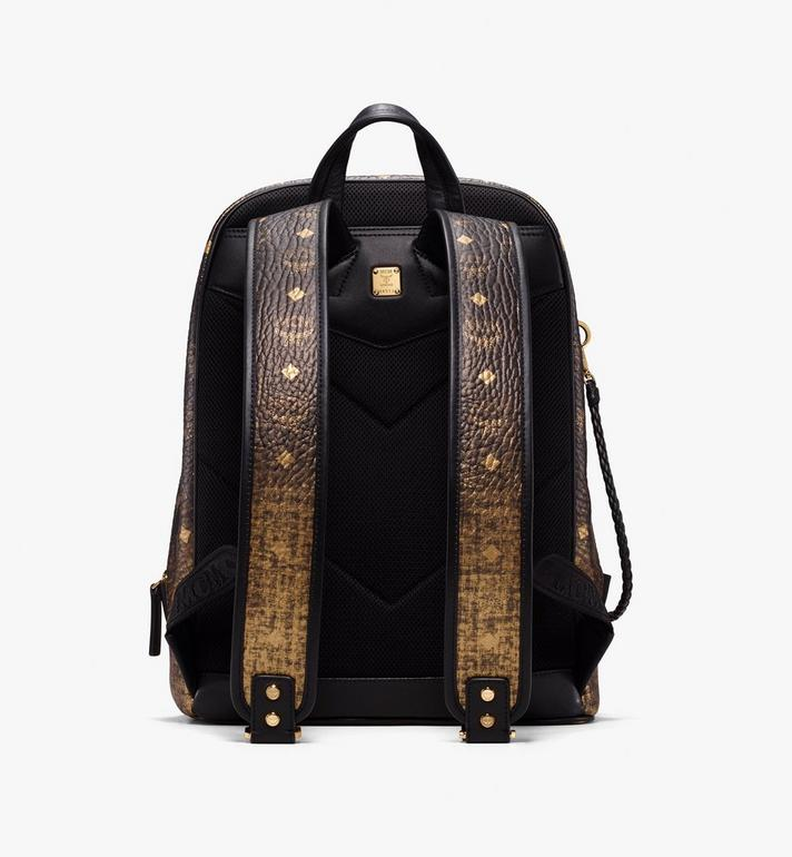 MCM New Duke Backpack in Gradation Visetos Alternate View 3