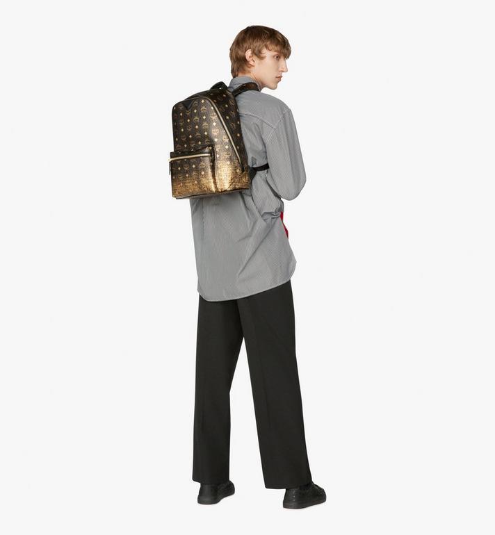 MCM New Duke Backpack in Gradation Visetos Alternate View 5