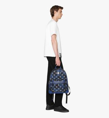 MCM Dieter Backpack in Munich Lion Camo Alternate View 5