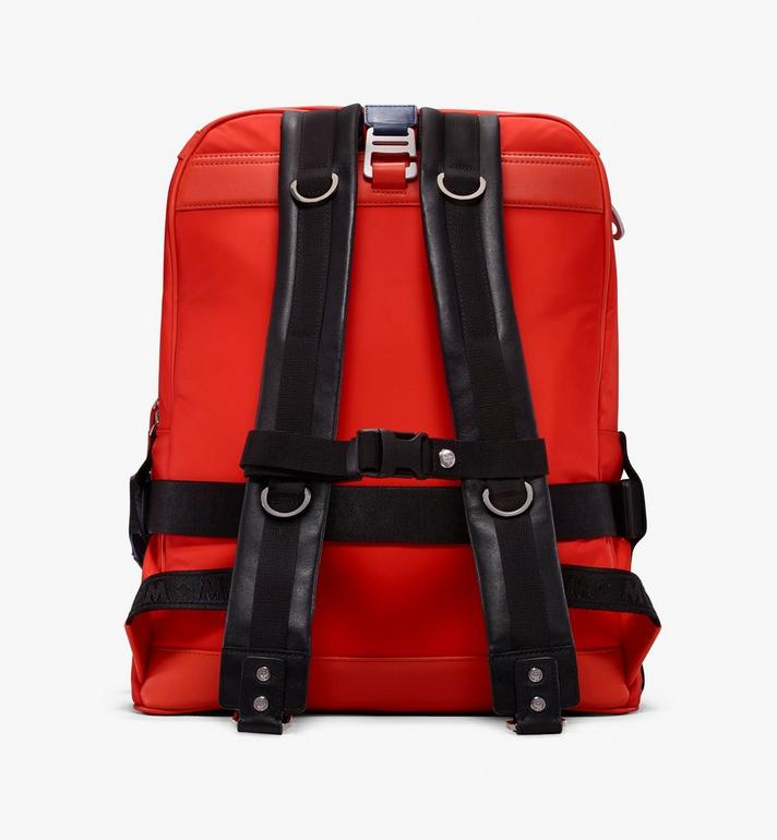 MCM Jemison 2-in-1 Backpack in Logo Nylon  MUK9AJV31O1001 Alternate View 3