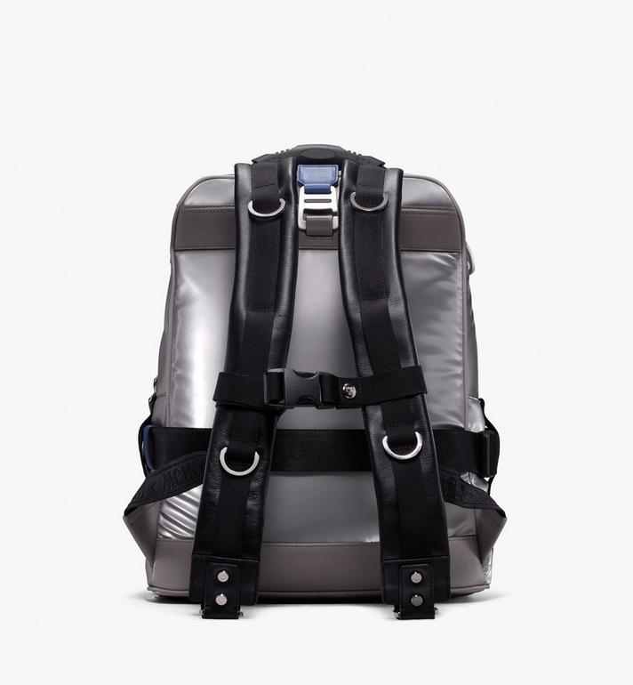 MCM Jemison 2-in-1 Backpack in Logo Nylon  MUK9AJV32TV001 Alternate View 3