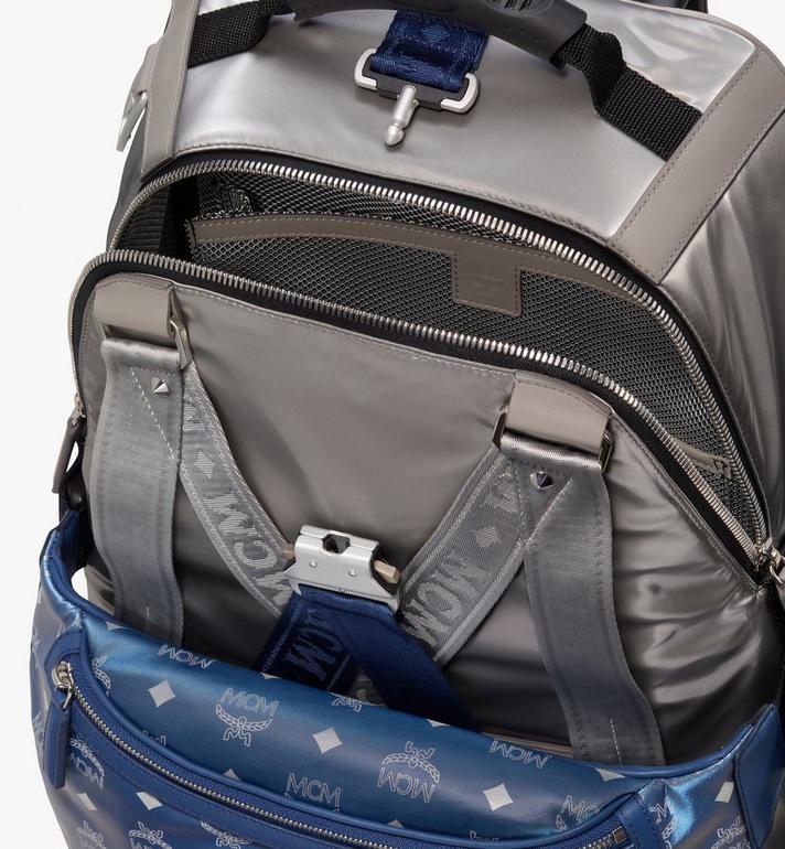 MCM Jemison 2-in-1 Backpack in Logo Nylon  MUK9AJV32TV001 Alternate View 5