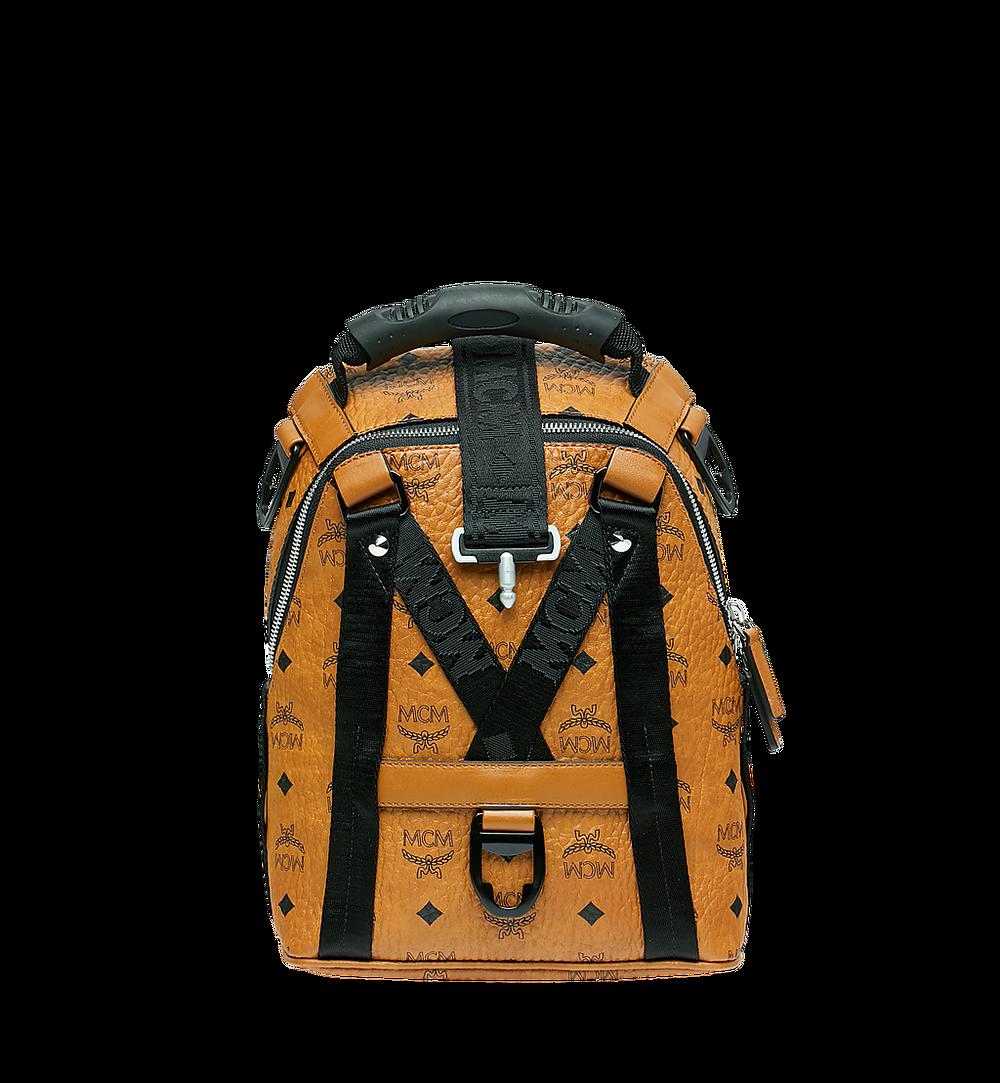 MCM Jemison 2-in-1 Backpack in Visetos Cognac MUK9SJV19CO001 Alternate View 4
