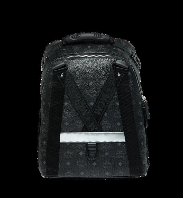 MCM Jemison Backpack and Belt Bag in Visetos MUK9SJV20BK001 AlternateView5