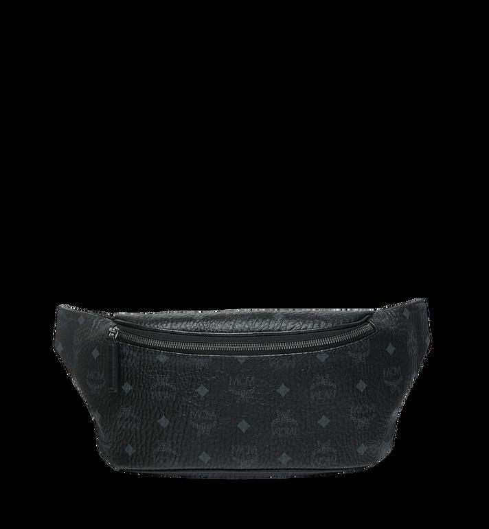 MCM Jemison Backpack and Belt Bag in Visetos MUK9SJV20BK001 AlternateView6