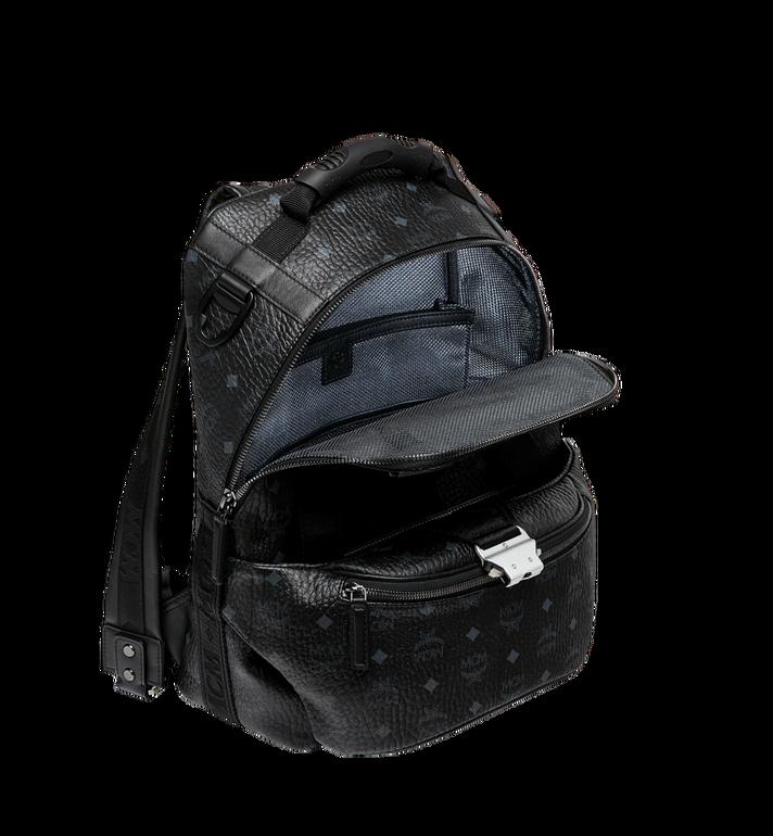 MCM Jemison Backpack and Belt Bag in Visetos MUK9SJV20BK001 AlternateView7