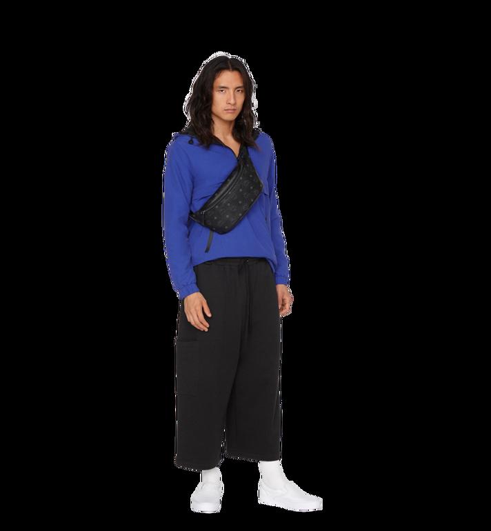 MCM Jemison Backpack and Belt Bag in Visetos MUK9SJV20BK001 AlternateView10