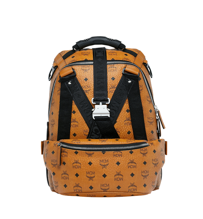 MCM Jemison Backpack and Belt Bag in Visetos Alternate View