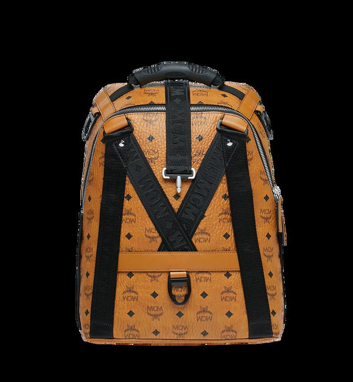 MCM Sac à dos et sac porté à la taille Jemison en Visetos Cognac MUK9SJV20CO001 Alternate View 5
