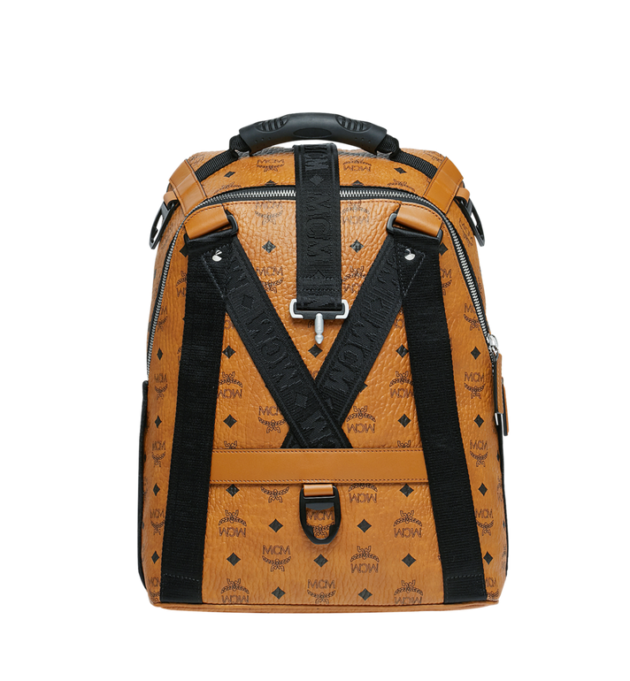 MCM Jemison Backpack and Belt Bag in Visetos Alternate View 5