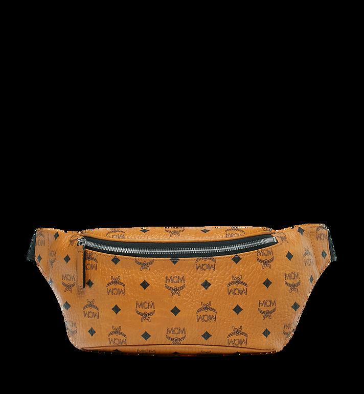 MCM Sac à dos et sac porté à la taille Jemison en Visetos Cognac MUK9SJV20CO001 Alternate View 6