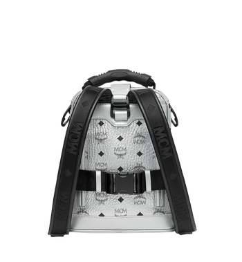 MCM Jemison 2-in-1 Backpack in Visetos Alternate View 4