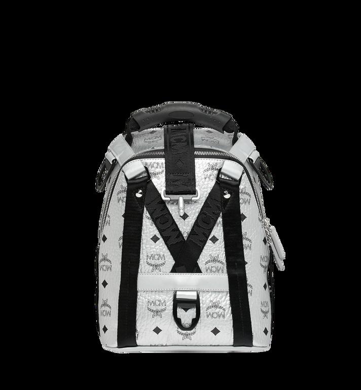 MCM Jemison 2-in-1 Backpack in Visetos Silver MUK9SJV23SB001 Alternate View 6