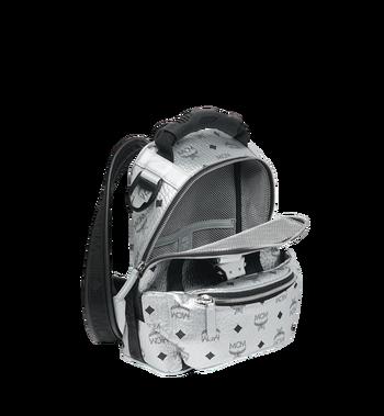 MCM Jemison 2-in-1 Backpack in Visetos Alternate View 8