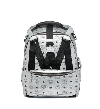 MCM Jemison 2-in-1 Backpack in Visetos Alternate View