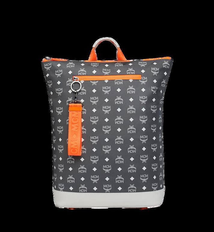 MCM Resnick Backpack in Logo Nylon Alternate View