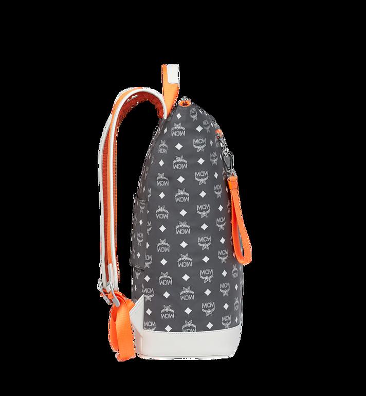 MCM Resnick Backpack in Logo Nylon Alternate View 3