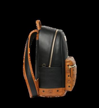 MCM Geonautic Backpack in Visetos Alternate View 3