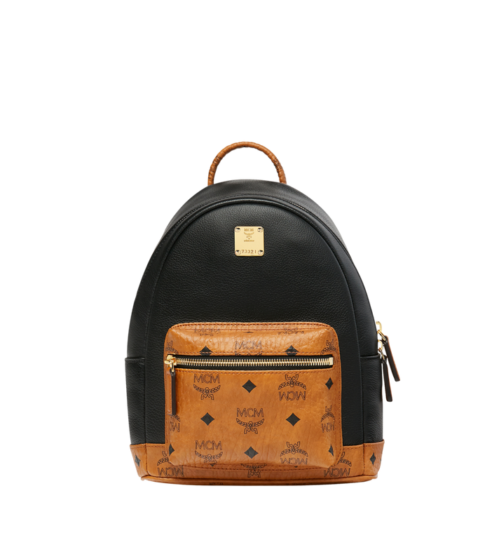 MCM Geonautic Backpack in Visetos Alternate View