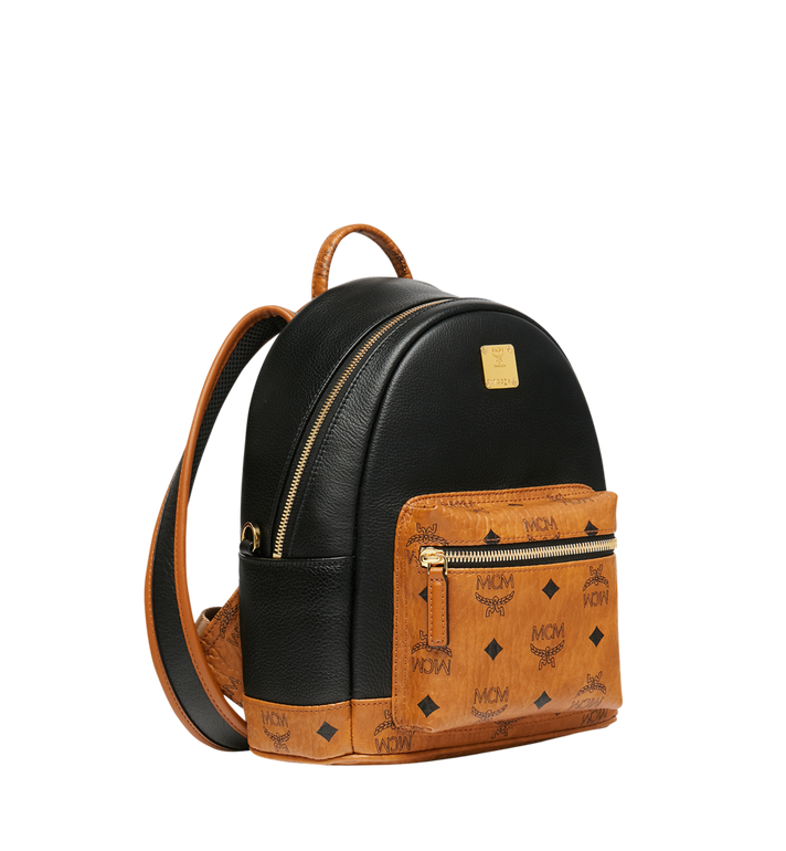 MCM Geonautic Backpack in Visetos Alternate View 2