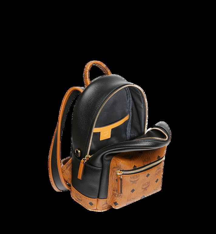 MCM Geonautic Backpack in Visetos AlternateView5