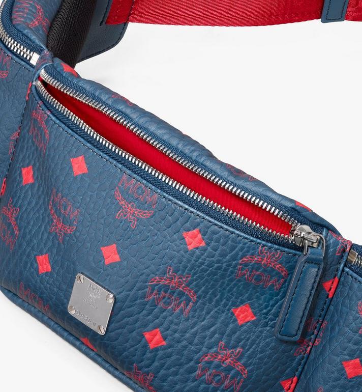 MCM Jemison Sling Bag in Visetos  MUL9AJV62VS001 Alternate View 3