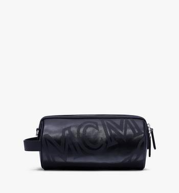 MCM Crossbody Bag in Coated Tivitat Leather Alternate View