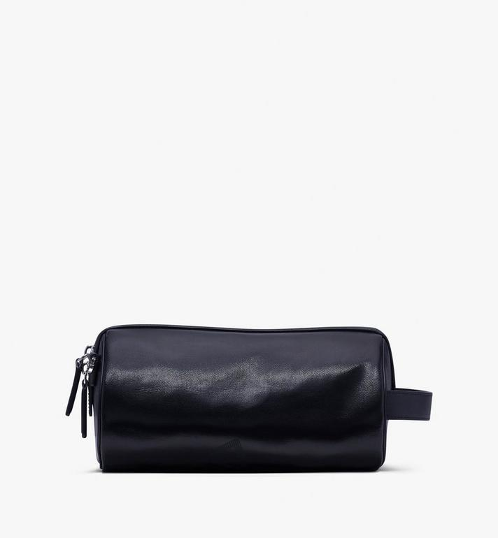 MCM Crossbody Bag in Coated Tivitat Leather Alternate View 3