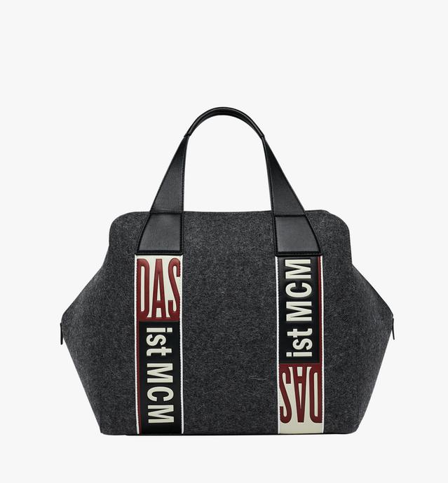 Stadt Tote in Loden