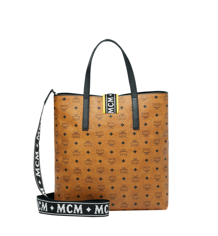 MCM Raymonde Tote in Visetos MUT9SRY03CO001 AlternateView4