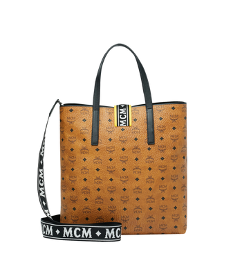 MCM Raymonde Tote in Visetos Alternate View 4